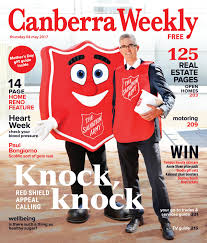 04 may 2017 by canberra weekly magazine issuu