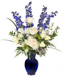 florist ocala fl hanukkah miracles floral arrangement in ocala fl leci s bouquet