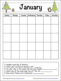 blank calendar template ks1 pictures on free printable calendar worksheets easy worksheet ideas