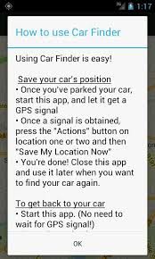 free finder app car finder free android apps on play