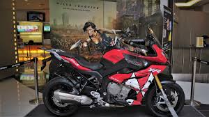future bmw motorcycles watch resident evil 6 and you could win bmw motorrad merchandise