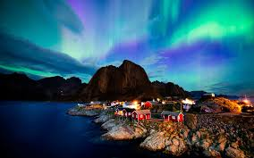 northern lights sun l when to see the northern lights in norway travel leisure