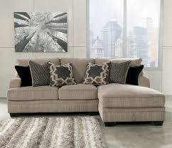 Marlo Furniture Liquidation Center by Signature Design By Ashley Katisha Platinum 2 Piece Sectional