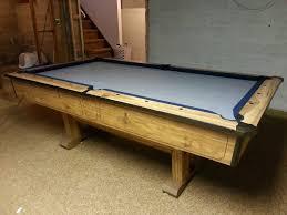 Wood Pool Table Pre Owned Pool Tables U2013 Leon U0027s Billiards