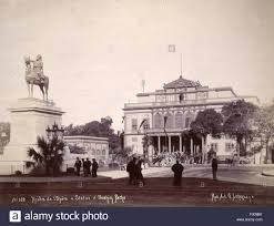 Opera House by A Photograph Of The Opera House In The 1880s Where Verdi Wrote