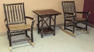 rustic wooden rocking chairs rustic rocking chairs a good place