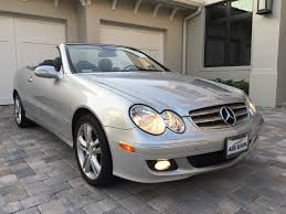2007 mercedes benz clk350 convertible for sale by auto europa