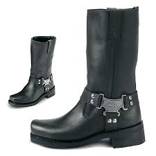 men s motorcycle boots men s classic harness motorcycle boot mb410