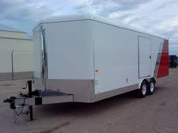 Enclosed Trailer Awning For Sale Double R Trailers Custom Enclosed Trailers In Nampa Id