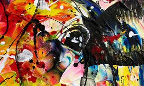 professional dutch visual artist anita ammerlaan unique colorful