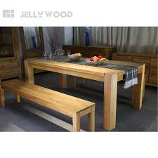 Esszimmer Massivholz Eiche Jellywood Esstisch Milano In Eiche Massivholz 200 X 100 Cm Tisch
