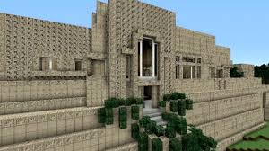 minecraft ennis house youtube