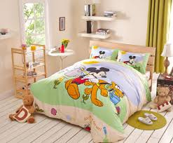 Minnie Bedroom Set by Online Get Cheap Minnie And Mickey King Bedding Set Aliexpress