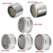 where is the aerator on a kitchen faucet kitchen faucet tap water saving aerator chrome nozzle