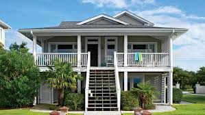 South Carolina Cottages by 20 Beautiful Beach Cottages Coastal Living