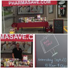 rainbow pharmasave pharmacy angus barrie drug mart store