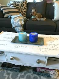 how to decorate with candles 1 coffee table 3 ways happily