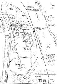 camp plan raf kasfareet 1953 56