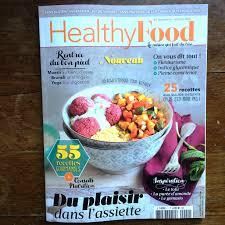 j de cuisine healthy food mon nouveau magazine de cuisine santé