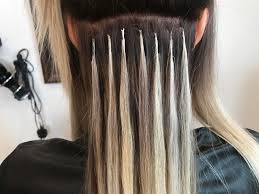 hair extensions brands gold fever hair extensions review keratin bond extensions before