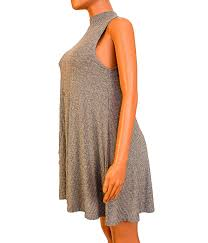 sleeveless turtleneck thigh length dress u2013 real blessed