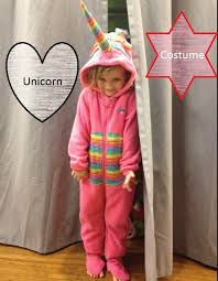 Pottery Barn Unicorn Costume Unicorn Costume Halloween Did Not Have Time To Fulfill Her