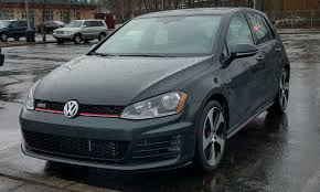 2017 Volkswagen Golf Gti Review Autonxt
