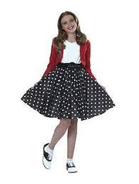 Halloween Costume Polka Dot Dress Retro Red White Polka Dot Dress Size 6 U0026 7 Lela Teen Beach