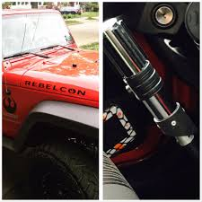 jeep rebelcon lightsaber shift knob for my rebelcon starwars