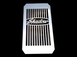1995 Honda Shadow 1100 For Sale Honda Shadow Vt 1100 Stainless Steel Radiator Cover Guard Grill