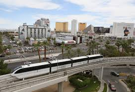 las vegas light rail county commission oks plan to extend las vegas monorail with raiders