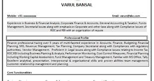 Tally Resume Sample by Over 10000 Cv And Resume Samples With Free Download Good Cv