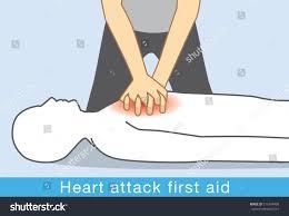 hand push hard fast center chest stock vector 516769408 shutterstock