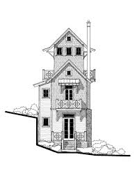 turkey branch treehouse house plan nc0054 design from allison