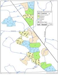 Chippewa National Forest Map Adaptive Silviculture For Climate Change Chippewa Nf Great