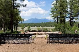 flagstaff wedding venues christa and s arboretum at flagstaff s wedding mk studios