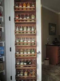 42 back of door spice rack space for your spices check out diy