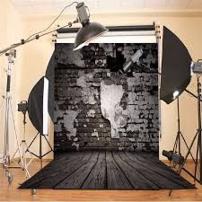 Photo Studio Backdrops 5x7ft Vintage Photography Backdrops Brick Wall Photo Studio