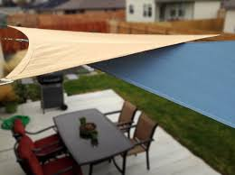 Sail Canopy For Patio Cover Your Outdoor Space With Shade Sails The Garden Glove