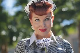 lucy ball i love lucy lucille ball impersonator mycki manning demo reel