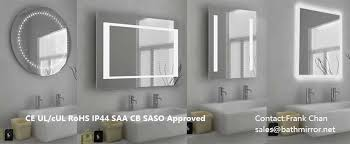 wall mirrors bathroom led lighted bathroom mirrors for wholesale dimo manufacturer