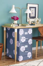 Diy Desk With File Cabinets by File Cabinet Workbench Bench Decoration