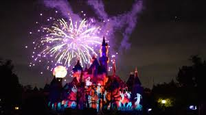 mickey s halloween party 2017 disneyland halloween screams fireworks show mickey u0027s halloween party 2017