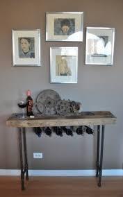 wine rack console table u2013 table idea