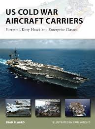 us cold war aircraft carriers forrestal kitty hawk and