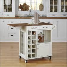 kitchen white kitchen cart with butcher block top liberty white
