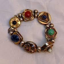 bracelet lucky you images 50s lucky you bracelet pretty sweet vintage jpg