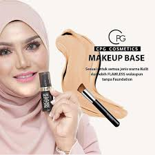 Bedak Cpg makeup base cpg cosmetic 11street malaysia foundation