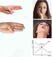 Economics Memes - inspired by leo the invisible hand elastic economics memes