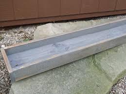 trough table trough table centerpiece wedding centerpiece wood